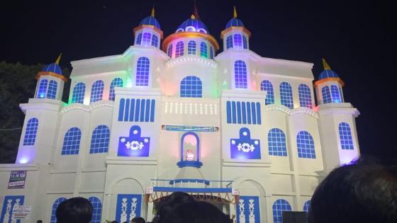 Photo of Durga puja pandal