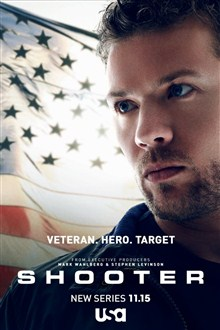 Shooter – Todas as Temporadas – HD 720p