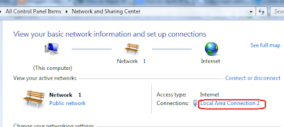Repair IP address on Windows 7 PC