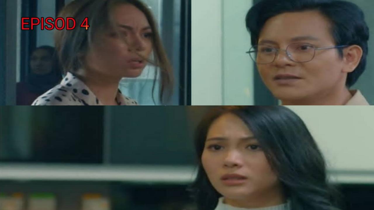Tonton Drama Takdir Yang Tertulis Episod 4 (TV3)