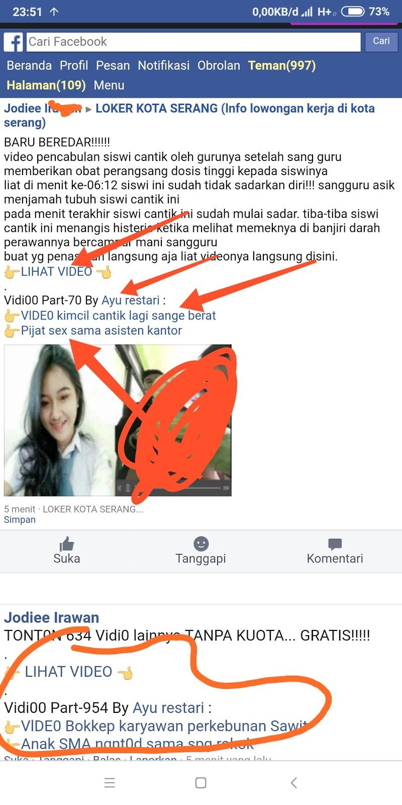 Atasi Facebook dari share otomatis