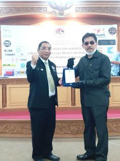 H. Soedirman Terpilih Jadi Ketua DPD APTRINDO DKI Jakarta 2020-2025