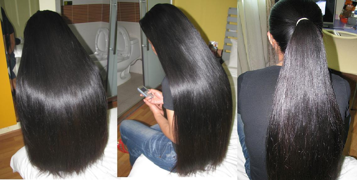 17 Cara Meluruskan Rambut Keriting Secara Alami - Utamakan Kesehatan 9aa828dd7f