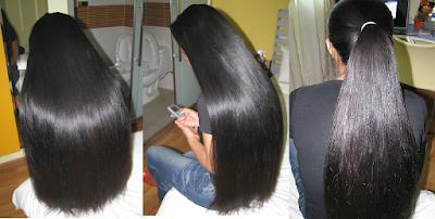 17 Cara Meluruskan Rambut Keriting Secara Alami