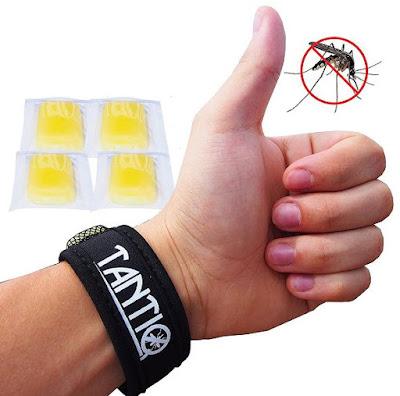 TantiQ Mosquito Repellent Bracelet