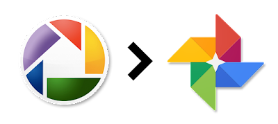Picasa to Google Photos