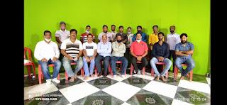 जिला फोटोग्राफर एसोसिएशन की बैठक में पदाधिकारियों का हुआ चयन  | #NayaSaberaNetwork