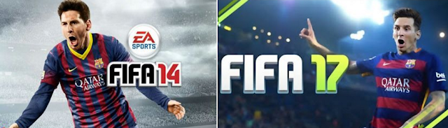 FIFA 14 Mod FIFA 17 Full Apk+Data Obb