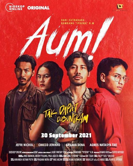 Daftar Nama Pemain Aum! Film Indonesia 2021 Lengkap