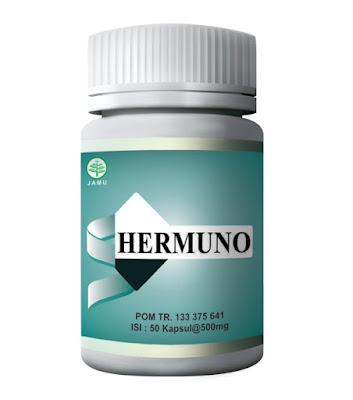 Hermuno Intoxic - Herbal Hermuno (Obat Anti Parasit Dalam Tubuh)