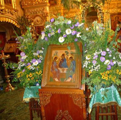 Πεντηκοστή και Άγιο Πνεύμα Αφιέρωμα Σοφία Ντρέκου