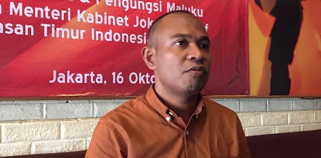 Dukung Pembangunan Wilayah Indonesia Timur, PIT Beri Rekomendasi Nama Menteri Untuk Jokowi