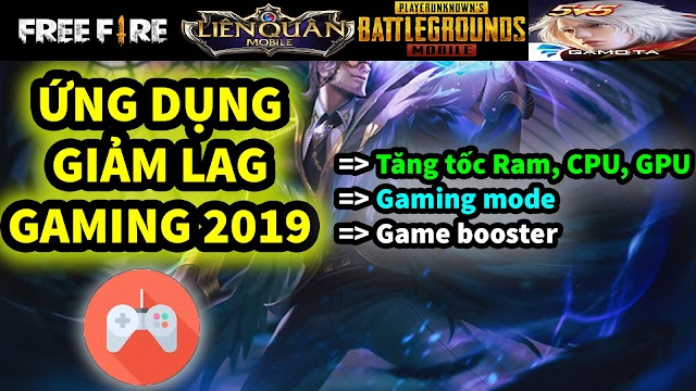 Tải về ứng dụng gaming mode 2019
