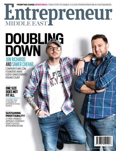 Entrepreneur Middle East — June 2017