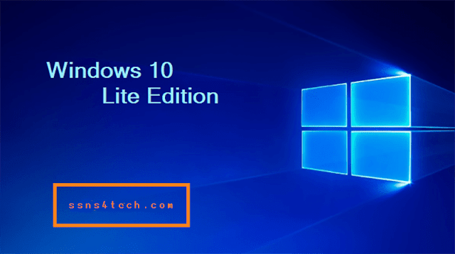 تحميل Windows 10 Lite version 2020 updated