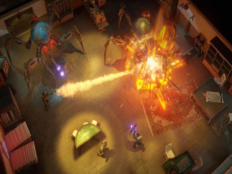 Wasteland 3 PC Game Free Download