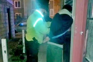 Policiales Tierra del Fuego detenido Cronicas Fueguinas