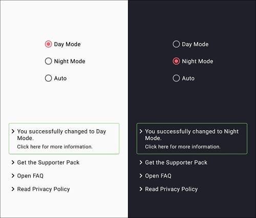 Cara Mengaktifkan Dark Mode di Google Play Store Android