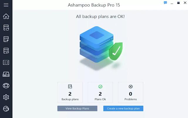 Ashampoo backup pro crack latest