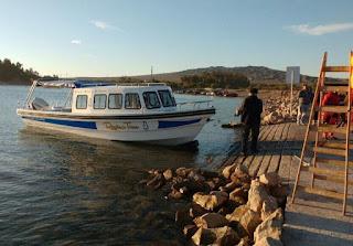 La embarcación fue aprobada por Náutica.