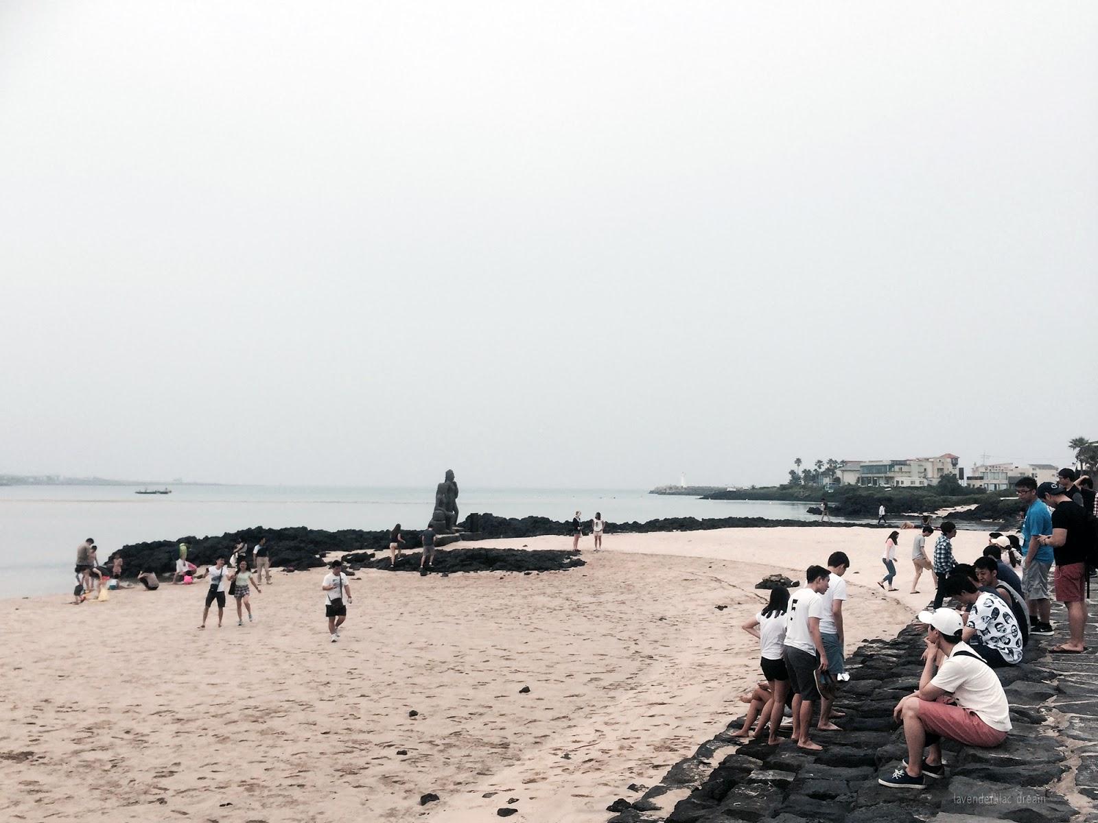 South Korea, Jeju Island, Yonsei University, YISS 2014, Pyoseon Beach