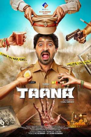 Download Taana (2020) UNCUT Dual Audio {Hindi-Tamil} Movie 480p | 720p | 1080p HDRip 400MB | 1GB