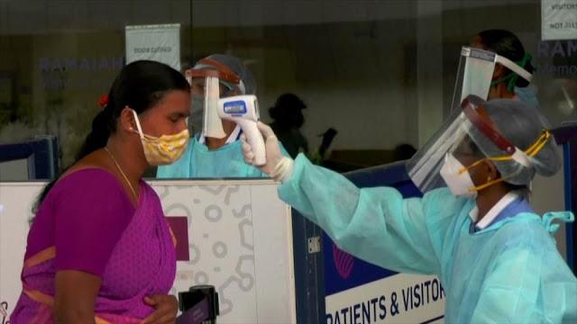 La India supera el millón de casos confirmados de coronavirus