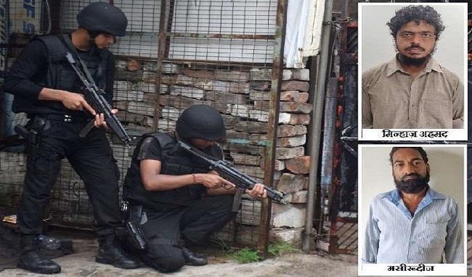 अलकायदा के आतंकियों ने चंदौली से खरीदे थे हथियार, पुलिस को पता ही नहीं चला