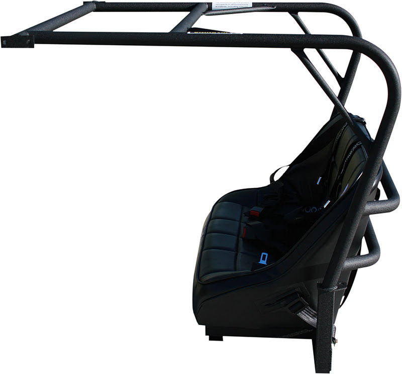 Yamaha Rhino Siorfi Back Seat And Roll Cage Kit Utv