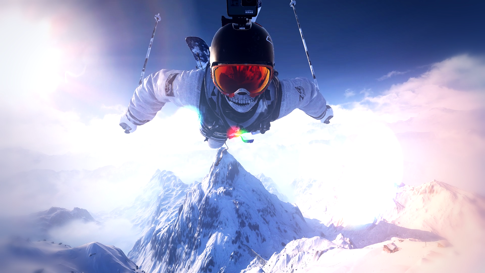 Steep Road To The Olympics HD Wallpapers Read Games