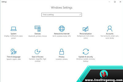 Tricks Window Program Settings in Windows