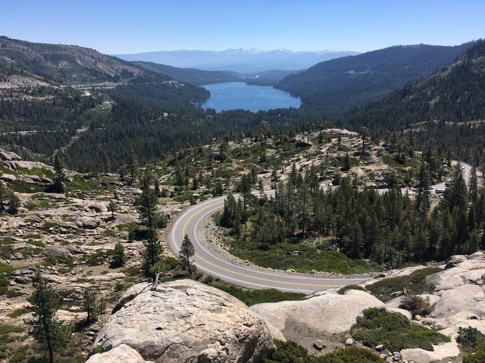 old us route 40 on donner pass road