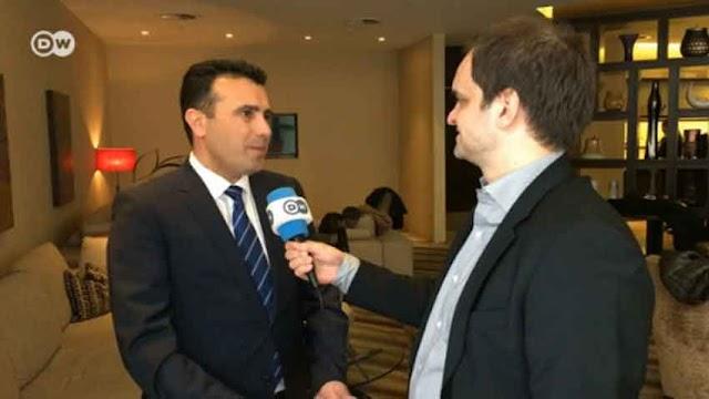 Zaev: Mazedonische Führerscheine werden in Deutschland anerkannt