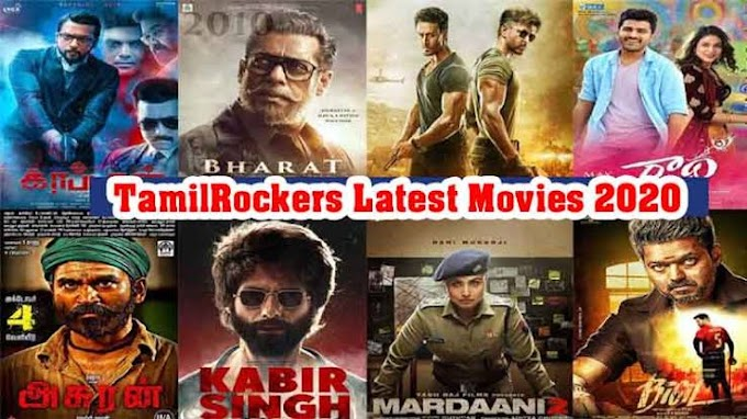 TamilRockers – HD Tamil, Telugu, Malayalam Hindi Dubbed Movie Download 2020