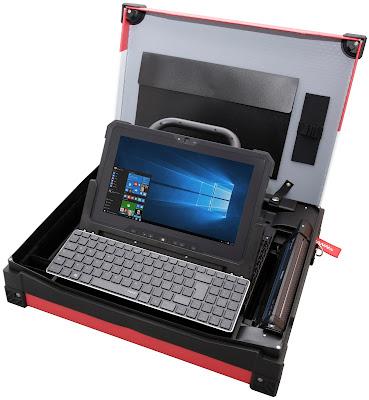 Dell Technologies apresenta nova mala que promete revolucionar o mobile workplace mesmo em condições extremas