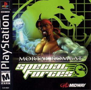 Baixar Mortal Kombat: Special Forces (2000) PS1 Torrent