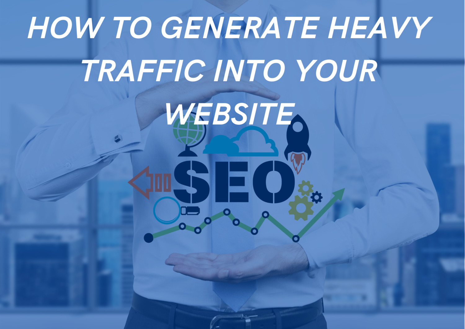 How Can I Drive More Traffic to My Website or Blog?