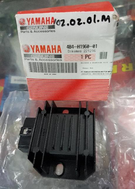 Harga Kiprok Nmax di dealer Resmi Yamaha