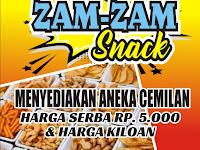 Download Contoh Spanduk Snack.cdr