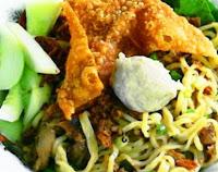Resep Mie Ayam Pangsit Spesial
