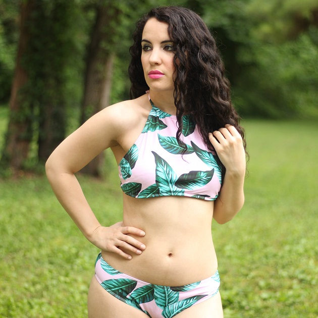 Tropical Print Swimsuit Ideas
