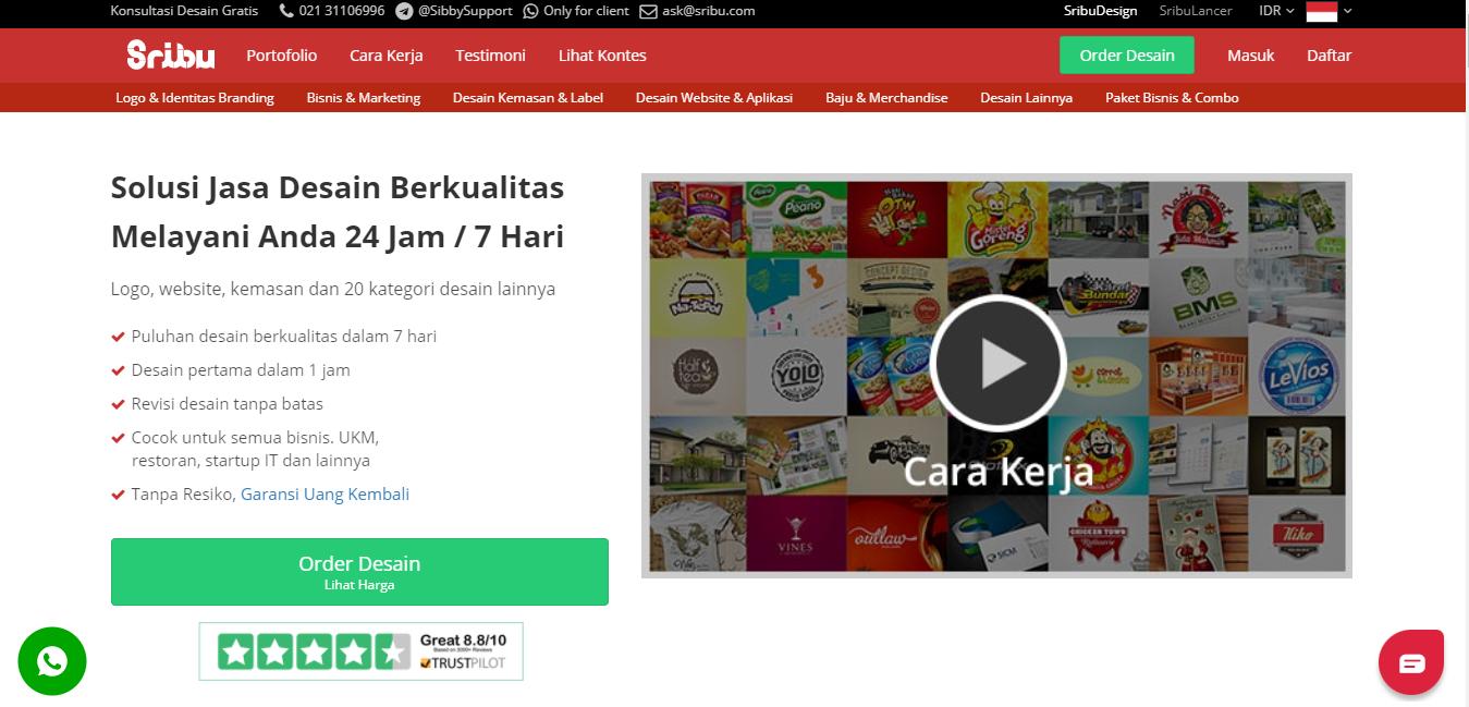 situs freelance terbaik indonesia