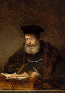 https://commons.wikimedia.org/wiki/File:Rembrandt_Scholar_at_the_Lectern.jpg