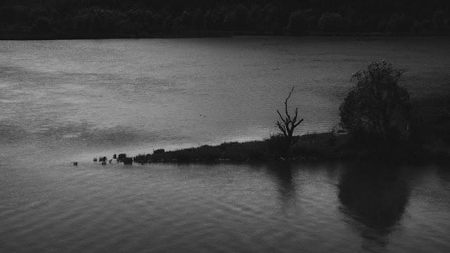 """""""Dotknięcie pustki"""" - Wernisaż wystawy fotografii odklejonej w Galerii Pustej cd. fot. Łukasz Cyrus, 2019."""