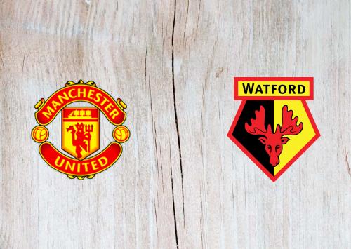 Manchester United vs Watford -Highlights 09 January 2021