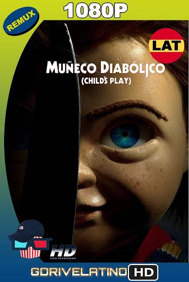 El Muñeco Diabólico (2019) BDRemux 1080p Latino-Ingles MKV