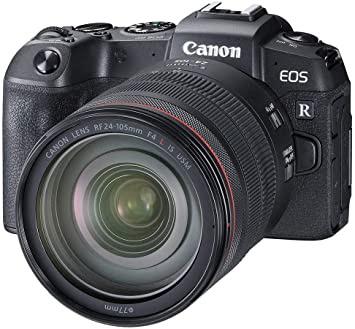 Canon EOS RP DSLRファームウェアのダウンロード