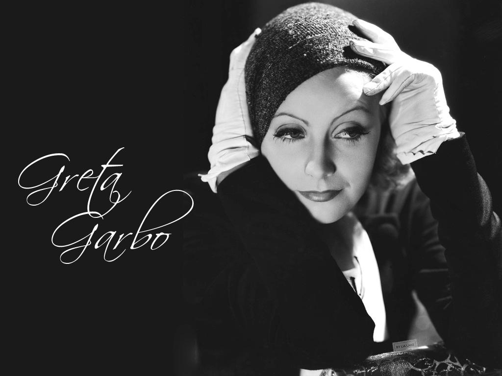 Dixie delux thirties fashion icon greta garbo for Garbo arredamenti