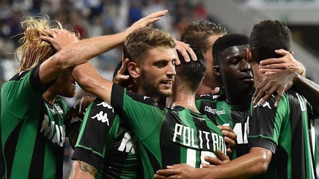Europa League Sassuolo Athletic Bilbao 3-0 Highlights
