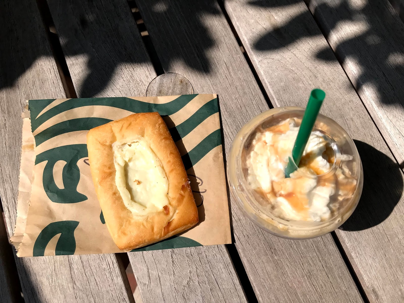 I Am Addicted To The Coffee, Cheese Danishes And Misspelled Names! How Hard Can Carey Be?